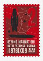 Starships 02 - poststamp - Battlestar Galactica