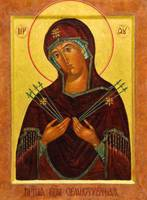Eastern Orthodox Iconography the mother