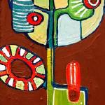 """""""Tree with One Flower"""" by JenniferChristy"""