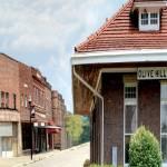 """Olive Hill, Kentucky"" by BrendaSalyersArt"