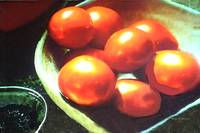 Red Ripe Tomatos
