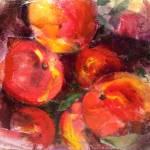 """""""Nectarine Dream"""" by eileenmurray"""