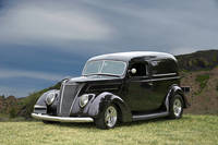 1937 Ford Delivery Sedan