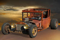Rat Rod Royal T