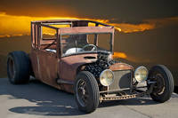 Naugh T Rat Rod