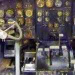 """Grumman E-1B Cockpit Simulator"" by susansartgallery"