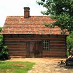 """Winston-Salem, NC - Old Salem Cottage"" by Ffooter"