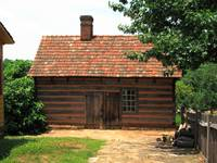 Winston-Salem, NC - Old Salem Cottage 2009