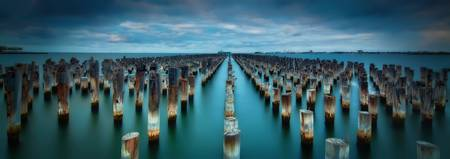 Princes Pier, Port Melbourne, VIC, AU