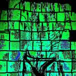 """Man showering in Speedo Green by Chip Fatula"" by njchip123"