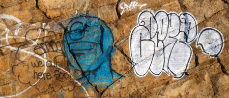 #Graffiti – Faces