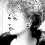 """Lucille Ball 008"" by rdwittle"