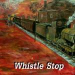 """Whistle Stop 1"" by markmooreart"