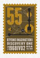 Starships 55 - poststamp - Discovery One