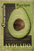 Avocado, Copyright Karen J Williams