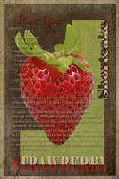 Strawberry Shortcake, Copyright Karen J Williams