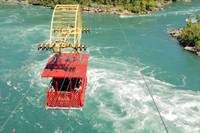 Cable Car Over the Devil's Hole, Niagara River