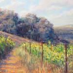 """West Vineyard View"" by MakinArt"
