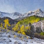 """Colorado San Juan Mountains Panoramic"" by Santomarco"