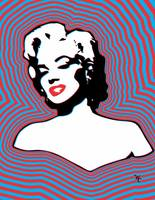 Marilyn Monroe - Forever Too - Pop Art