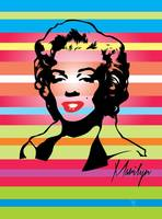 Marilyn Monroe - Fame - Pop Art