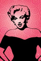 Marilyn Monroe - Blush - Pop Art
