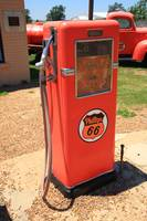 Route 66 Gas Pump