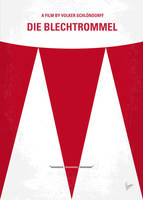 No022 My Die Blechtrommel minimal movie poster