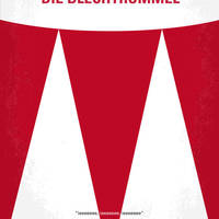 """No My Die Blechtrommel minimal movie poster"" by Chungkong Art"