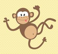 Monkey (yellow)
