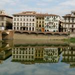 """Florence reflection"" by gimmeshelter"