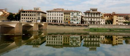Florence reflection