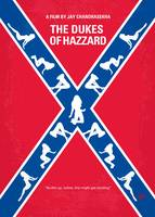 No108 My The Dukes of Hazzard minimal movie poster