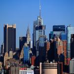 """""""New York City Skyline"""" by Ffooter"""