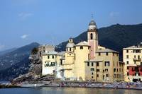 Camogli's Clock Tower
