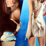"""""""THE DUCHESS of Alba & Mona Lisa Revisited in the N"""" by ayesart"""