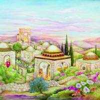 Jerusalem Art Prints & Posters by Michoel Muchnik