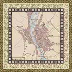 """A Map of the City of Budapest"" by amproehl"