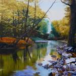 """Agawamuck Creek"" by KenYoung"