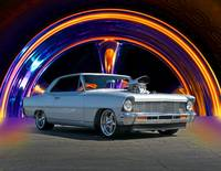 1967 Chevy Nova Custom 9