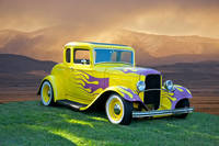 1932 5-Window Coupe I