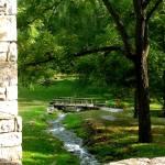 """Old mill stream"" by Murphd"