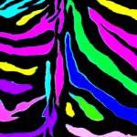 """Digital Zebra 1 by Chip Fatula"" by njchip123"