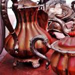 """Antique Coffee Pot"" by angbkrtreasures"