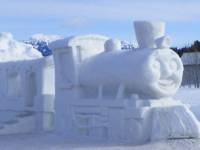 All Aboard - Thomas The Train Snow Edition