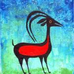 """""""Pueblo Antelope"""" by LimeCreekArt"""