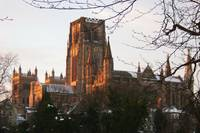 Durham Cathedral, Winter Sunlight