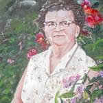 """Grandma Neufeld"" by RuthDriedger"