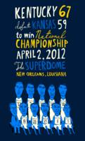 2012 Kentucky Wildcats - National Champions