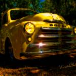 """49 Dodge Pickup Grille Magic Hour Glow"" by chassinklier"